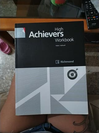 Libro de Ingles High Achievers workbook B1