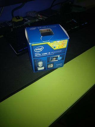 I5 4440 3,1Ghz + disipador(ventilador)