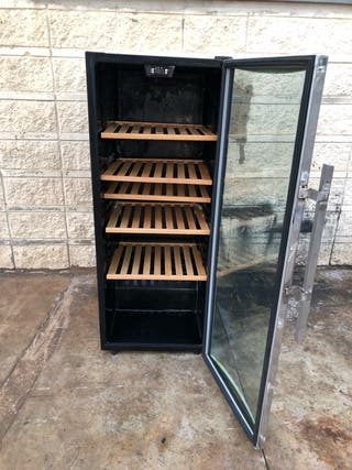 Vinoteca frigorífico vinos industrial