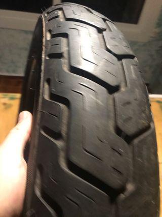 Neumático trasero Harley
