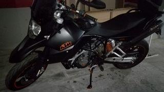 KTM 990 Supermoto Sm