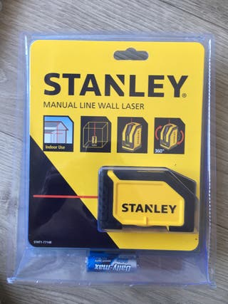 Medidor láser Stanley 360º