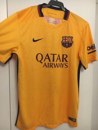 Camiseta oficial FC Barcelona. Talla M.