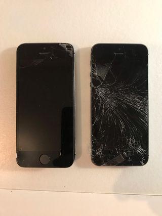 iPhone 5s piezas