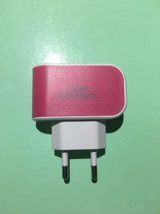 chargeur 3usb