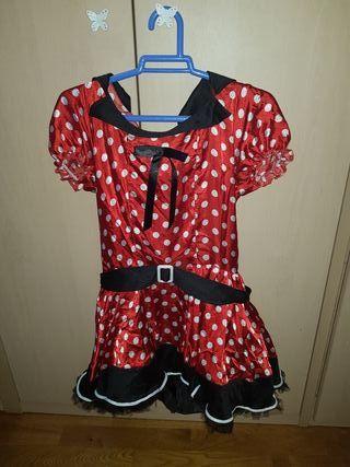 Disfraz de Minnie.