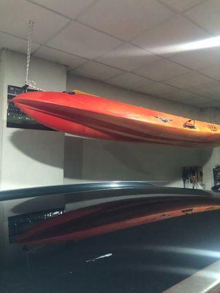 Kayak océan-duo