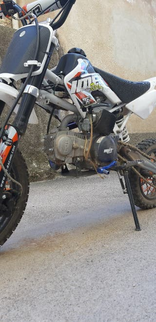 Pitbike imr 125 4t