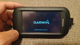 Garmin Montana 680t + Touratech mount