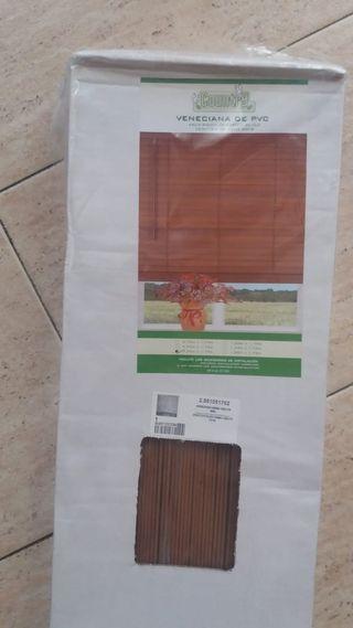 Persiana Veneciana de PVC