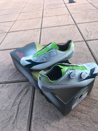 Zapatillas ciclismo Diadora pro 43