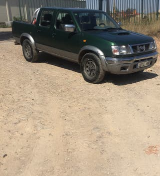 PICK UP Nissan Navara 2000- Todoterreno