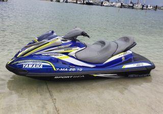 Se vende moto de agua yamaha fx160