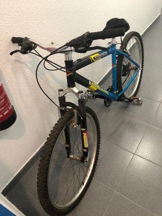 Bicicleta Boomerang 24 velocidades
