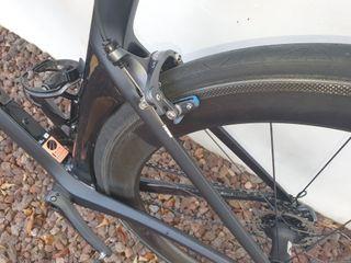 bicicleta Canyon Aeroad ultegra Di2 talla s