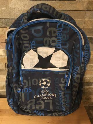 Mochila niño UEFA Champion League