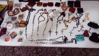 Más de 70 rosarios