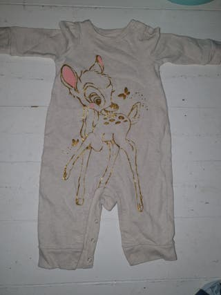 "Disney ""Gap"" long sleeve romper"