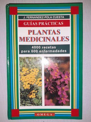 Libro Guías prácticas Plantas Medicinales