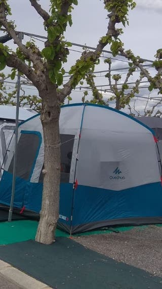 carpa decathlon talla M