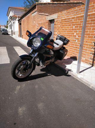vendo moto BMW k100