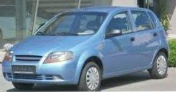 Daewoo Kalos 1.4 SE del año 2003