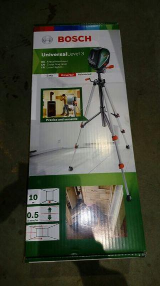 Nivel laser Bosch Universal Level3