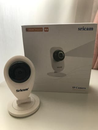 IP camara de vigilancia sricam SP009 monitor bebe