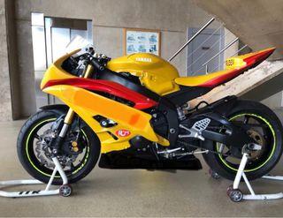 Yamaha R6r circuito