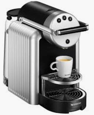 Cafetera Nespresso Profesional Zenius