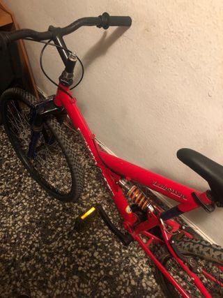 Bicicleta de montaña 25€