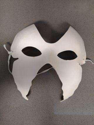 Mascaras manualudades