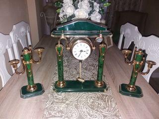 Reloj & Candelabros