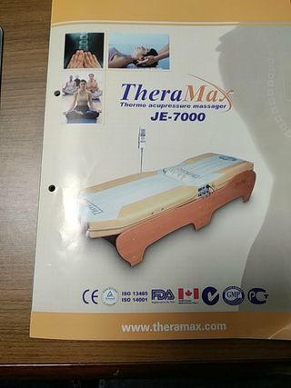 Camilla de masaje TheraMax JE7000