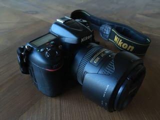 Camara de fotos nikon d7100