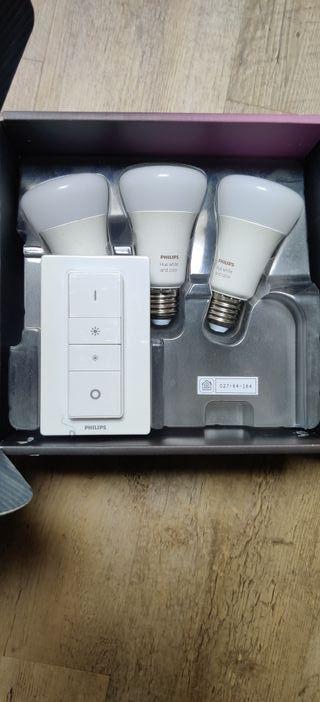 Philips Hue Kit de démarrage White and Color Ambia