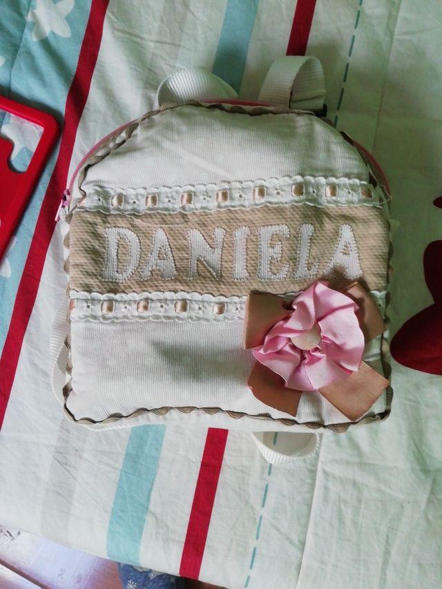 mochila Daniela
