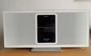 Altavoz iPhone 4, IPod. Panasonic