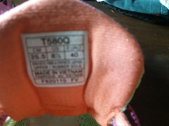 zapatillas asics N 40