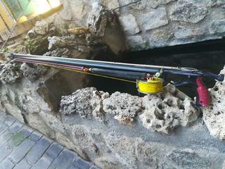 fusil pesca submarina roller invertido