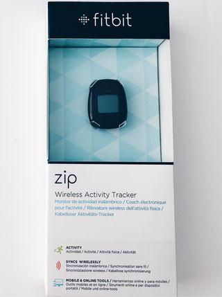 Fitbit zip monitor de actividad NUEVO