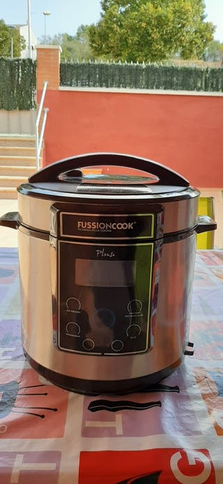 olla programable fussioncook plus+