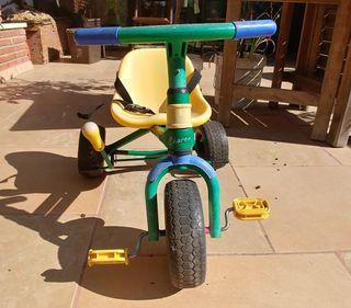 triciclo para pequeños
