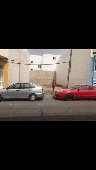 Solar en venta en Fabelo en Puerto del Rosario