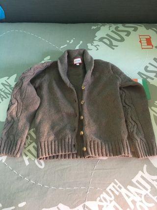 Chaqueta lana