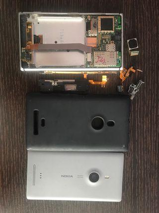 Nokia Lumia 925 piezas