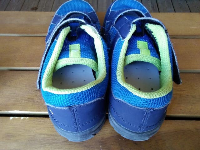 Zapatillas para niñ@ número 32