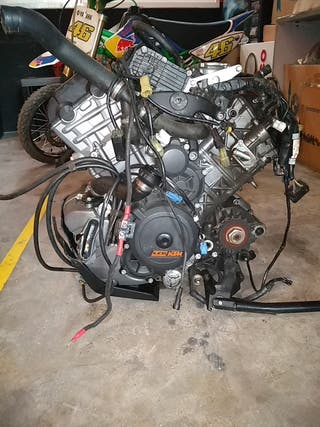 MOTOR KTM 1090 ADVENTURE 2014 PARA DESPICIE