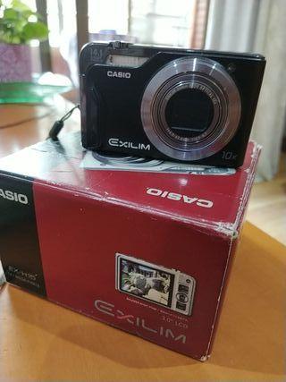 Camara Casio HD