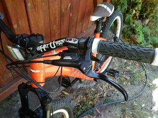 bicicleta UMF Hardy 3